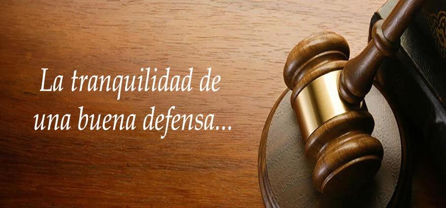1. Bufete de abogados – Derecho civil y mercantil